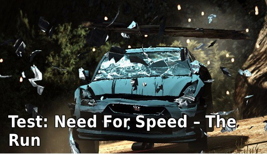Test: Need For Speed – The Run