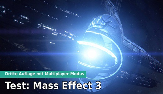 Test: Mass Effect 3